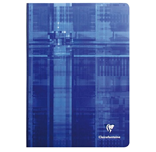 (Clairefontaine Clothbound 8.25X11.75 FR)