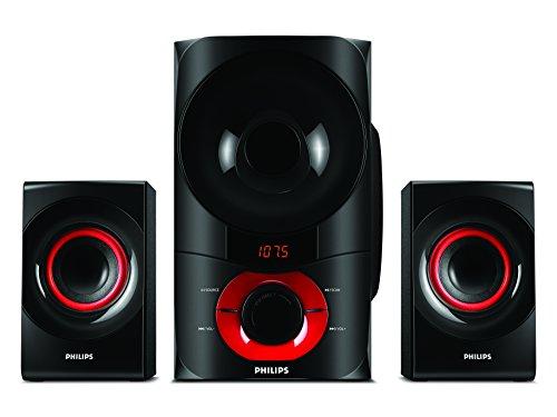 Philips In-Mms6060F/94 2.1 Multimedia Speakers 6000W
