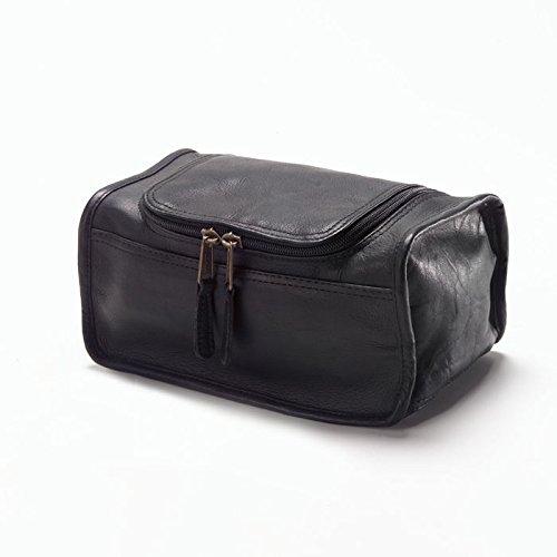 Clava Leather Vachetta Shaving / Cosmetic Travel (Case Vachetta Leather)