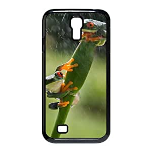 Frog The Unique Printing Art Custom Phone Case for SamSung Galaxy S4 I9500,diy cover case ygtg530511