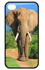 iPhone 4,iPhone 4s Cover - Elephant Back Cases