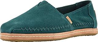 TOMS Atlantic Suede Women's Classics Slip-On Shoes (9 B(M) US) (B078VDSXWW) | Amazon price tracker / tracking, Amazon price history charts, Amazon price watches, Amazon price drop alerts