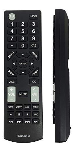 Control Remoto NS RC4NA 18 Compatible con Insignia TV NS ...
