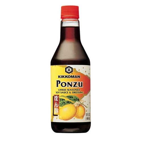 - Kikkoman Ponzu Sauce, 15 Fluid Ounce - 12 per case.