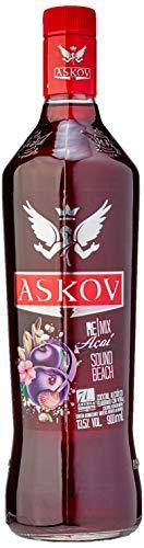Vodka Askov Açai 900Ml