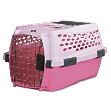 Petmate 21015 Kennel Cab Fashion, Small (Pink)