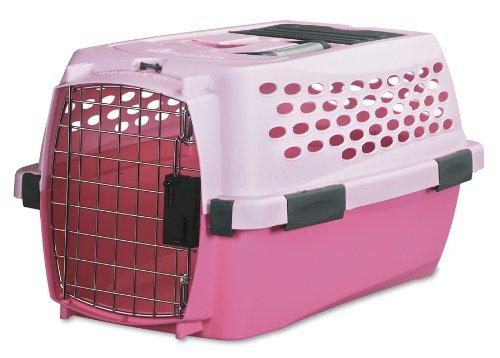 Petmate Lifestyle Cab Lady Pink