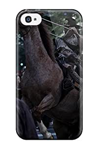 4677391K12793495 The Walking Dead Awesome High Quality Iphone 4/4s Case Skin