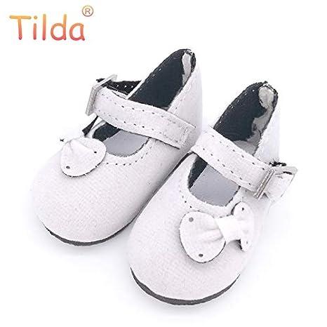 Amazon.com: Mini zapatos para muñeca de Paola Reina, 2.2 in ...