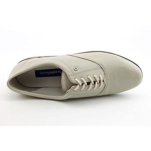 Easy Spirit Womens Motion Lace Up Oxford Shell Leather