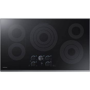 Amazon Com Samsung 36 Quot Black Stainless Steel Electric