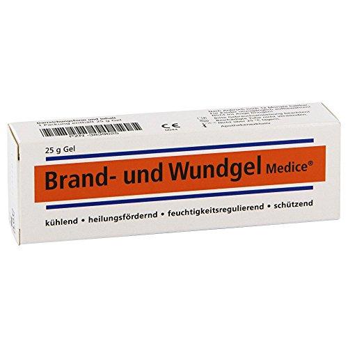 BRAND UND WUNDGEL Medice, 25 g