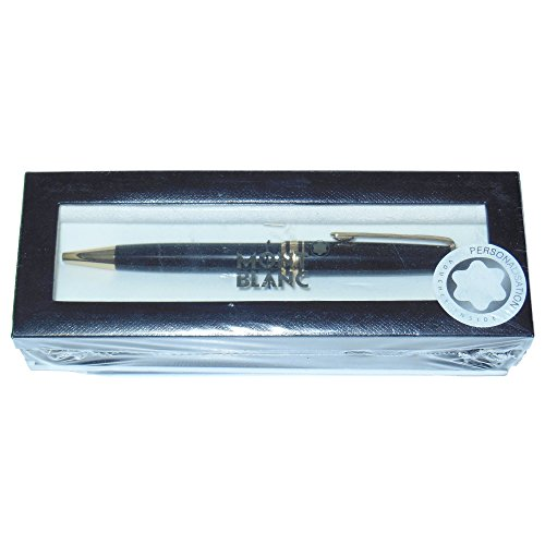 Montblanc Meisterstuck Classique Gold-Coated Ballpoint Pen Inflight by MONTBLANC
