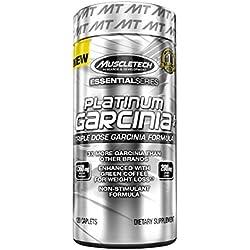MuscleTech 4X, Garcinia Cambogia, 120 Caplets, 40-Day Supply