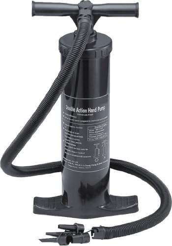 Poolmaster 87480 Heavy-Duty Double- Action Hand Pump by Poolmaster