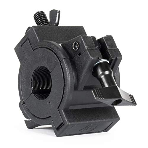 ADJ Products 1.0-Inch Plastic o Clamp 360 Degree Wrap Around Clamp