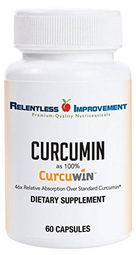 Relentless Improvement CurcuWin Curcumin Absorption product image