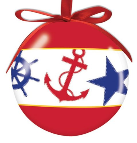 41AA%2BjqoH8L Amazing Anchor Christmas Ornaments