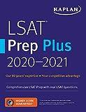 LSAT Prep Plus  2020-2021: Comprehensive LSAT Prep with real LSAT questions (Kaplan Test Prep)