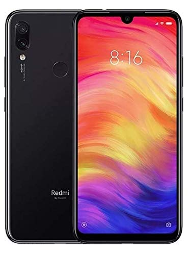 Xiaomi Redmi Note 7 128GB + 4GB RAM 6.3'' FHD+ LTE Factory Unlocked 48MP GSM Smartphone (Global Version, No Warranty) (Neptune Blue) by Xiaomi