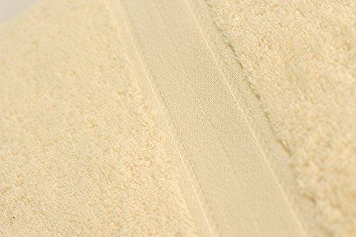 Asciugamano Offerta 200 Panna X 100 Dimensioni Cm stuoia naturelle Bagno Linea Da 4wEqE7