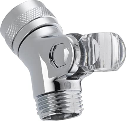 Delta Faucet U4002-PK Pin Mount Swivel Connector for Handshower ...