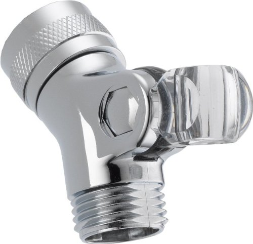 Delta Faucet U4002-PK Pin Mount Swivel Connector for Handshower, Chrome