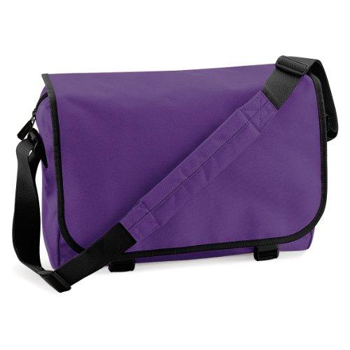 Messenger Purple Uomo Borsa donna Bagbase 0YvwPn71qx