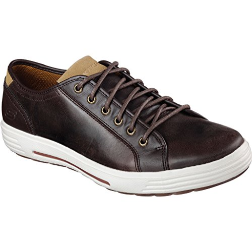 skechers-mens-relaxed-fit-porter-ressen-sneakerdark-brownus-16-w