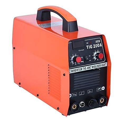 Compact Welding Machine Electric DC TIG Welder Cutter Input Voltage ...