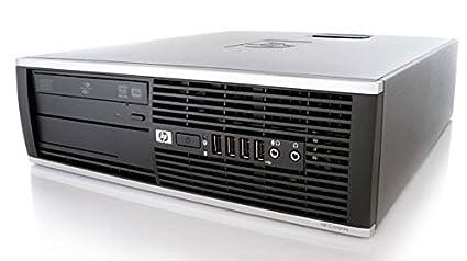Hp elite 8200 sff ordinateur de bureau noir intel pentium g840