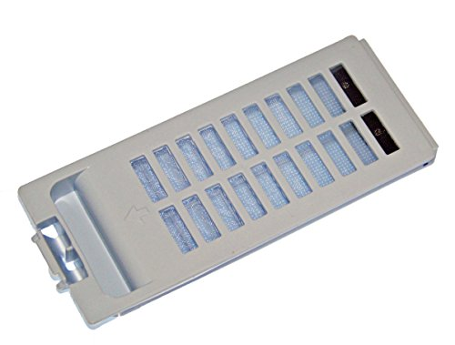 OEM Haier Dryer Lint Filter Originally Shipped with: HLP24E, HLPW028AXW, HLP28E, HLPW028BXW