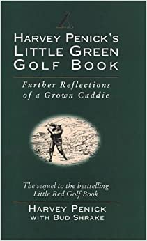 Book Harvey Penick's Little Green Golf Book