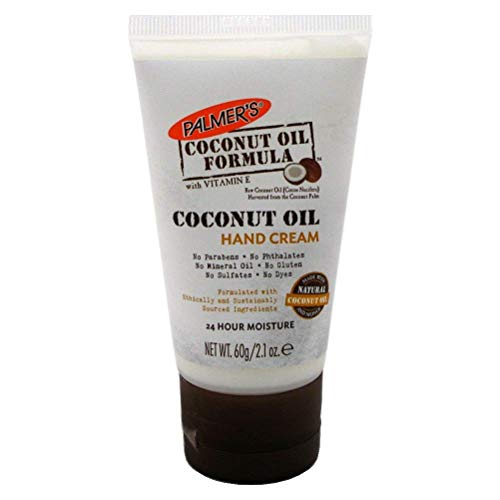 Palmer s Coconut Oil Formula Coconut Oil Hand Cream 2.10 oz Pack of 6
