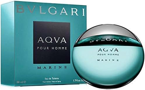 B v l g a r i Aqua Marine Eau de Toilette Spray for Men 1.7 oz.