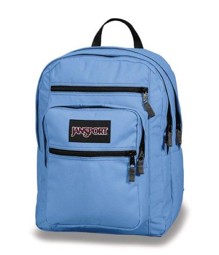 JanSport Big Student Backpack (Blue Bunny) (Teen Backpacks Jansport)
