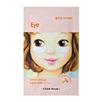 ETUDE HOUSE Collagen Eye Patch, 0.14 oz. 10 pack | Revitalizing Under-Eye Treatment...