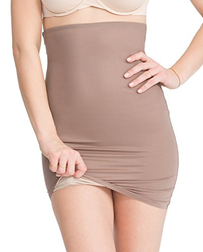 SPANX Two Timing Medium Control Reversible Half Slip, M, Mineral / Naked 2.0