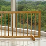 Domestic Gate Extensions Natural Step Over Pet Gate Extension Peaceful