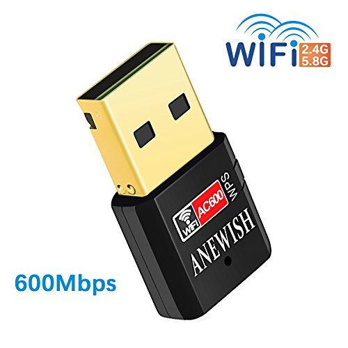 ANEWISH AC600Mbps 802 11ac Wireless 10 4 10 12 0 product image