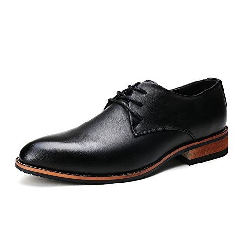 Punta en verano zapatos casual de negocios/Zapatos bajos ingleses/Zapatos de los hombres salvajes C