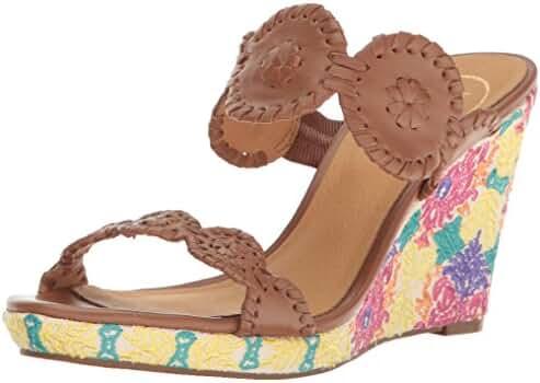 Jack Rogers Women's Livvy Wedge Sandal