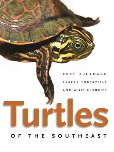 Turtles of the Southeast (Wormsloe Foundation Nature Book ()