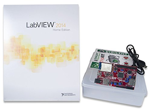 Labview Physical Computing Kit With Chipkit Wf32   510 000