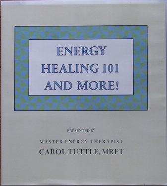Energy Healing 101 and More! (Box Set wtih Book, 8 DVDs and 15 CDs)