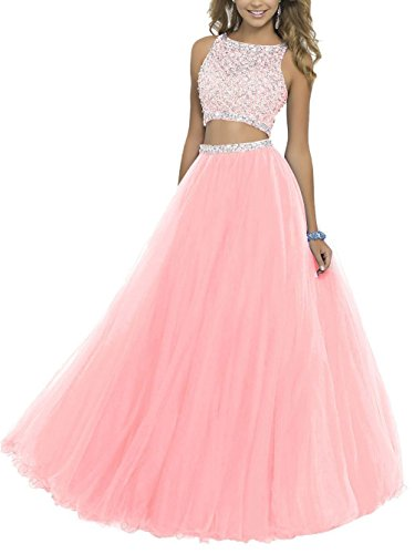 Buy hand beaded prom dress - 4