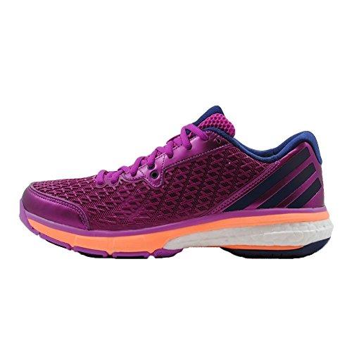 Scarpe Adidas Energy Boost Volley Donna Viola / Arancio