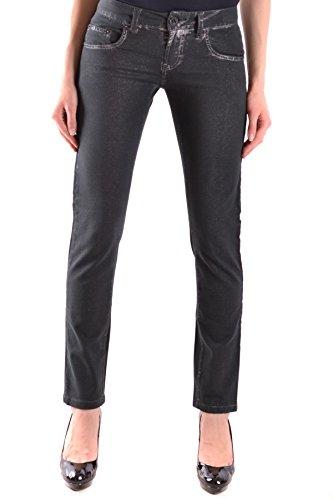 Richmond Jeans Donna MCBI256044O Cotone Nero