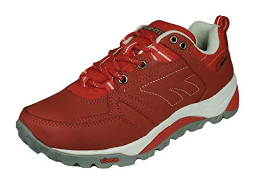 - Hi Tec V Lite Sphike Nijmegen Low Womens Walking/Trail Sneakers -Pink-10