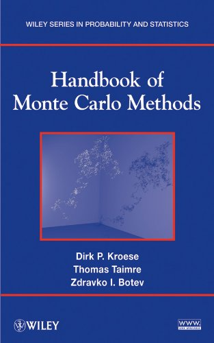 Handbook of Monte Carlo Methods (Wiley Series in Probability and Statistics 706) ()